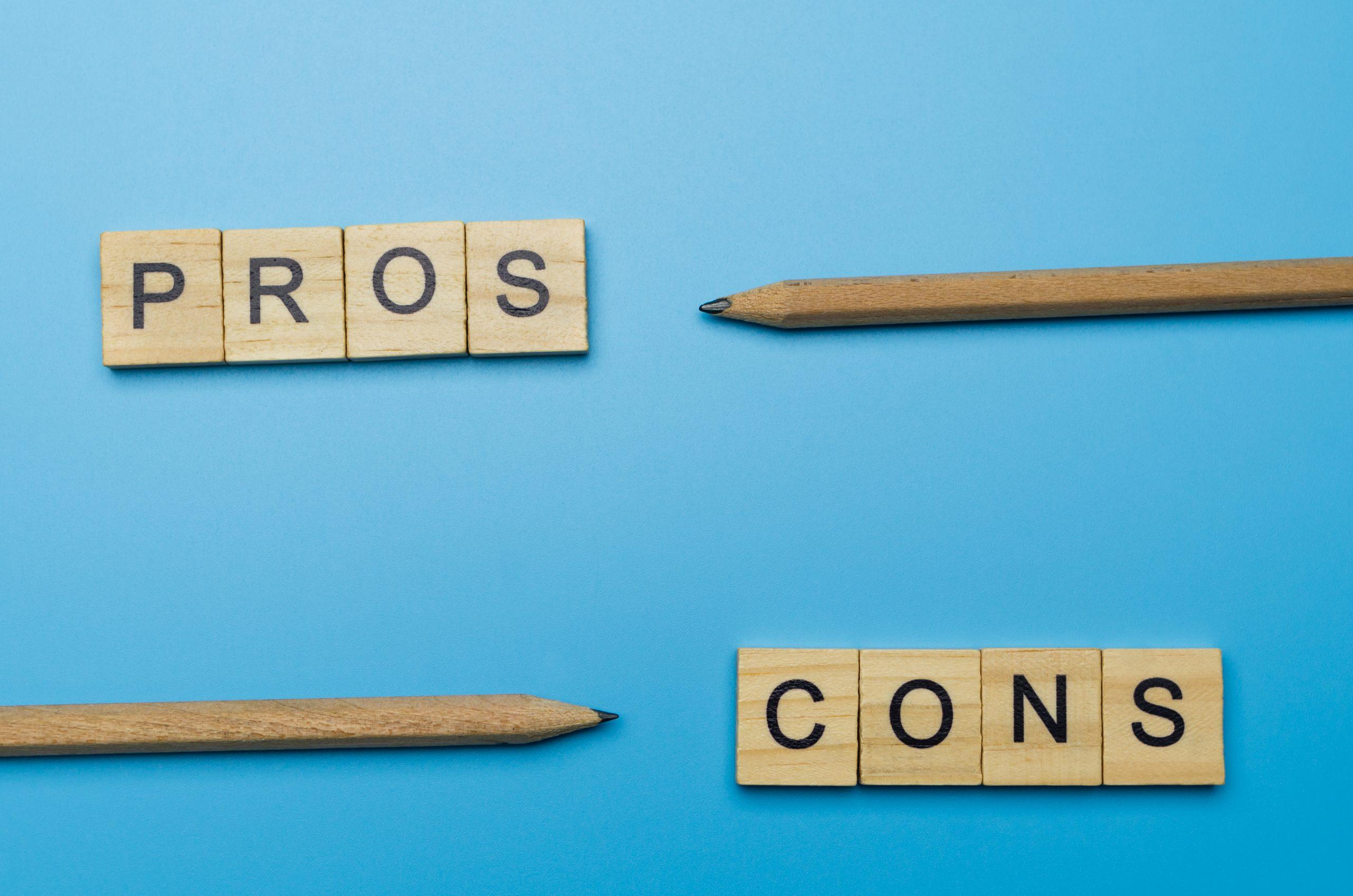Pros ans Cons Of Free WordPress themes