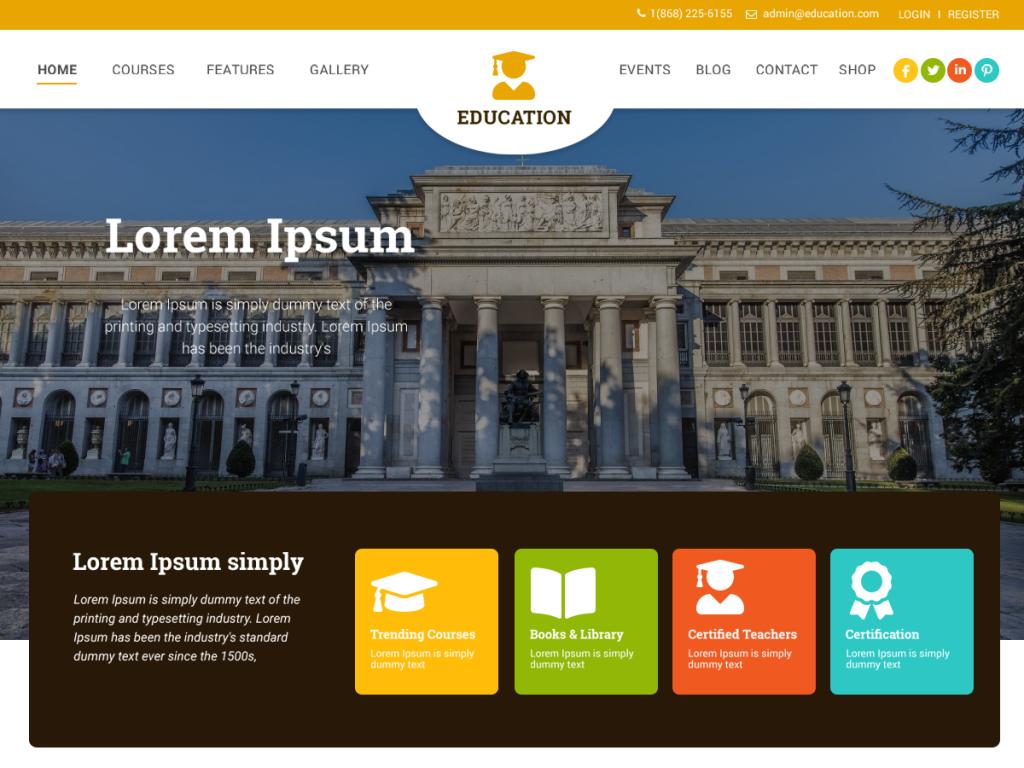 free-education-wordpress-theme