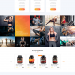 Fitness WordPress Themes