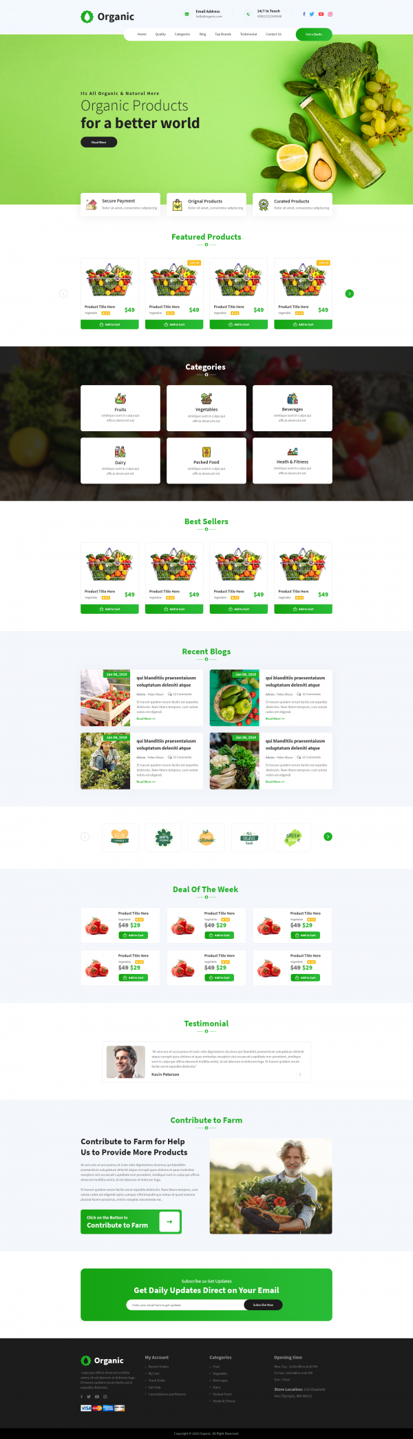 Organic-Farm-WordPress-Theme